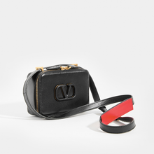 Load image into Gallery viewer, VALENTINO VSLING Small Leather Camera Bag