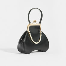 Load image into Gallery viewer, SIMONE ROCHA Baby Bean Faux Pearl Embellished Tote