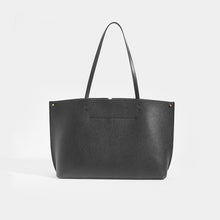 Load image into Gallery viewer, Rear of VALENTINO Garavani Fill Me Tote in Black Leather
