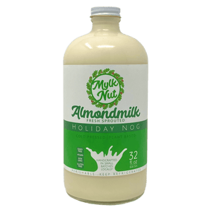 Holiday Nog Almondmilk