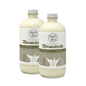Simply Raw Almondmilk