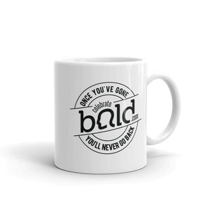 Once You've Gone Bald Mug