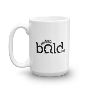 Bald in Training Mug