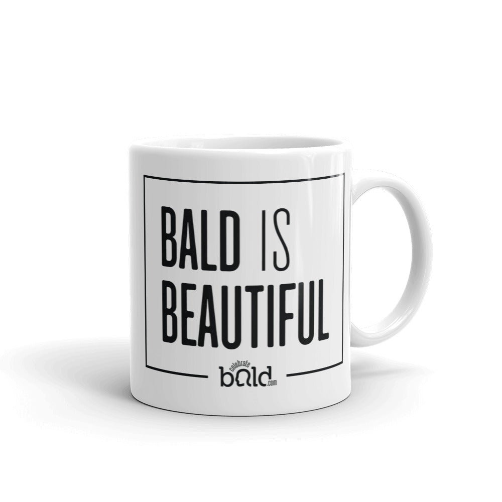 Bald is Beautiful Mug
