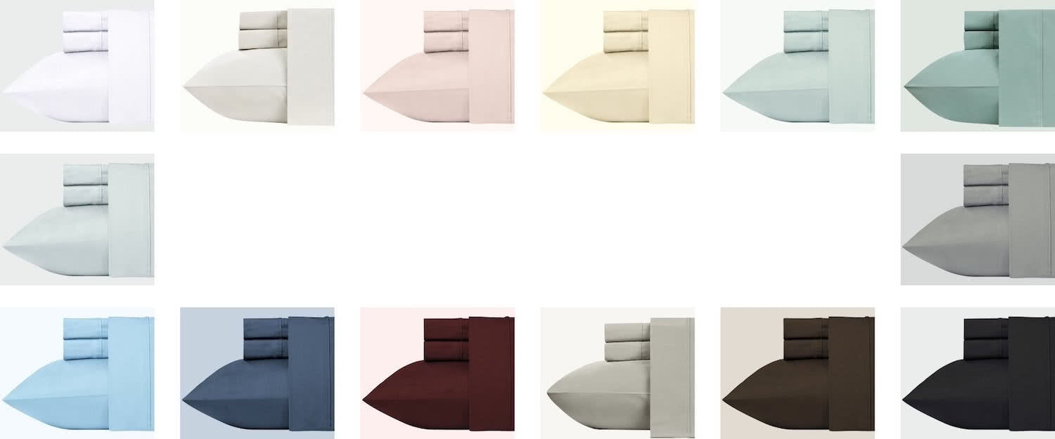Internet's Best Selling Cotton Sheet Set