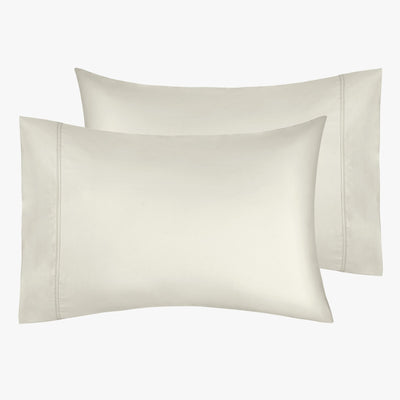 Luxe Smooth Sateen Solid Pillowcases  Image