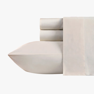 Silky Soft Sateen Solid Sheet Set  Image