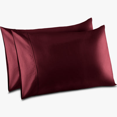 Everyday Soft Sateen Solid Pillowcases  Image