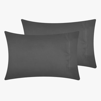 Silky Soft Sateen Solid Pillowcases  Image