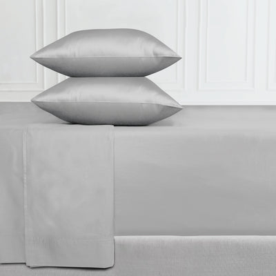 Everyday Soft Sateen Solid Sheet Set  Image