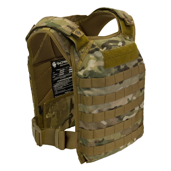 TPG Rapid Assault Plate Carrier [Carrier Only]
