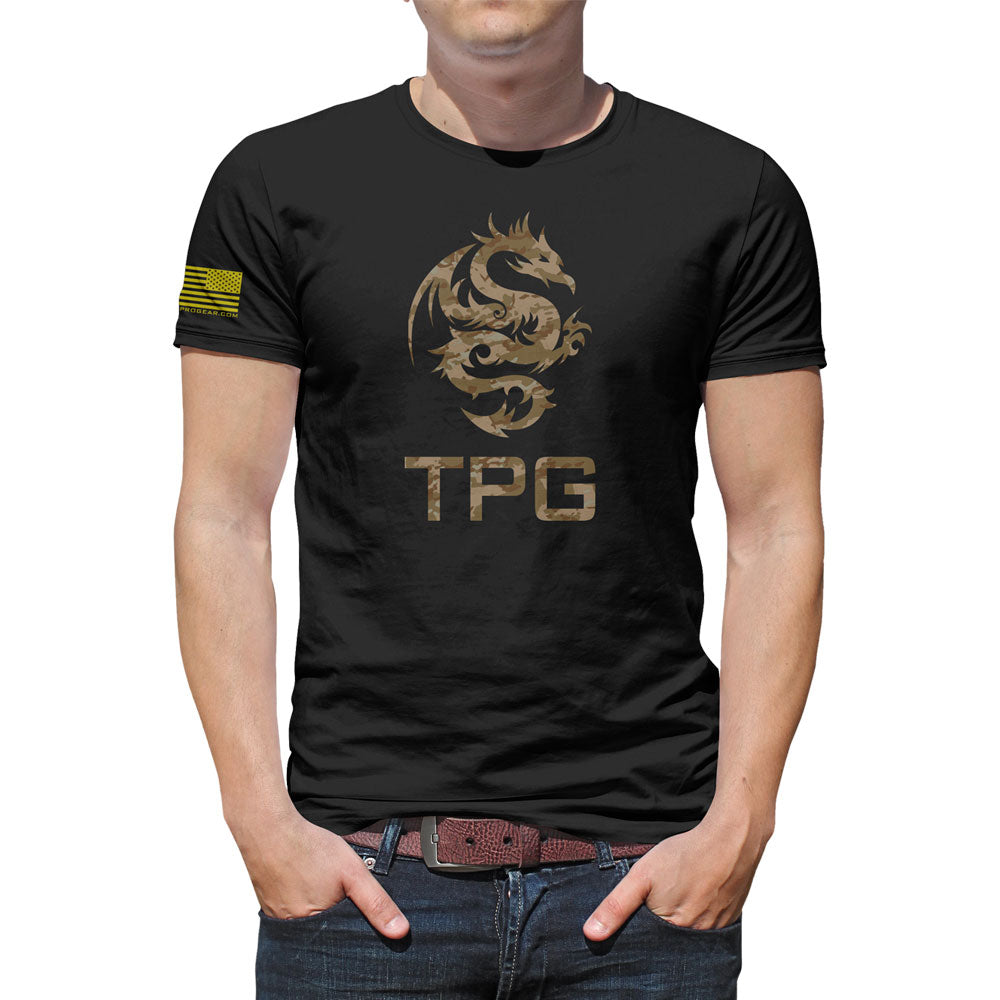 TPG Multicam Dragon Tee