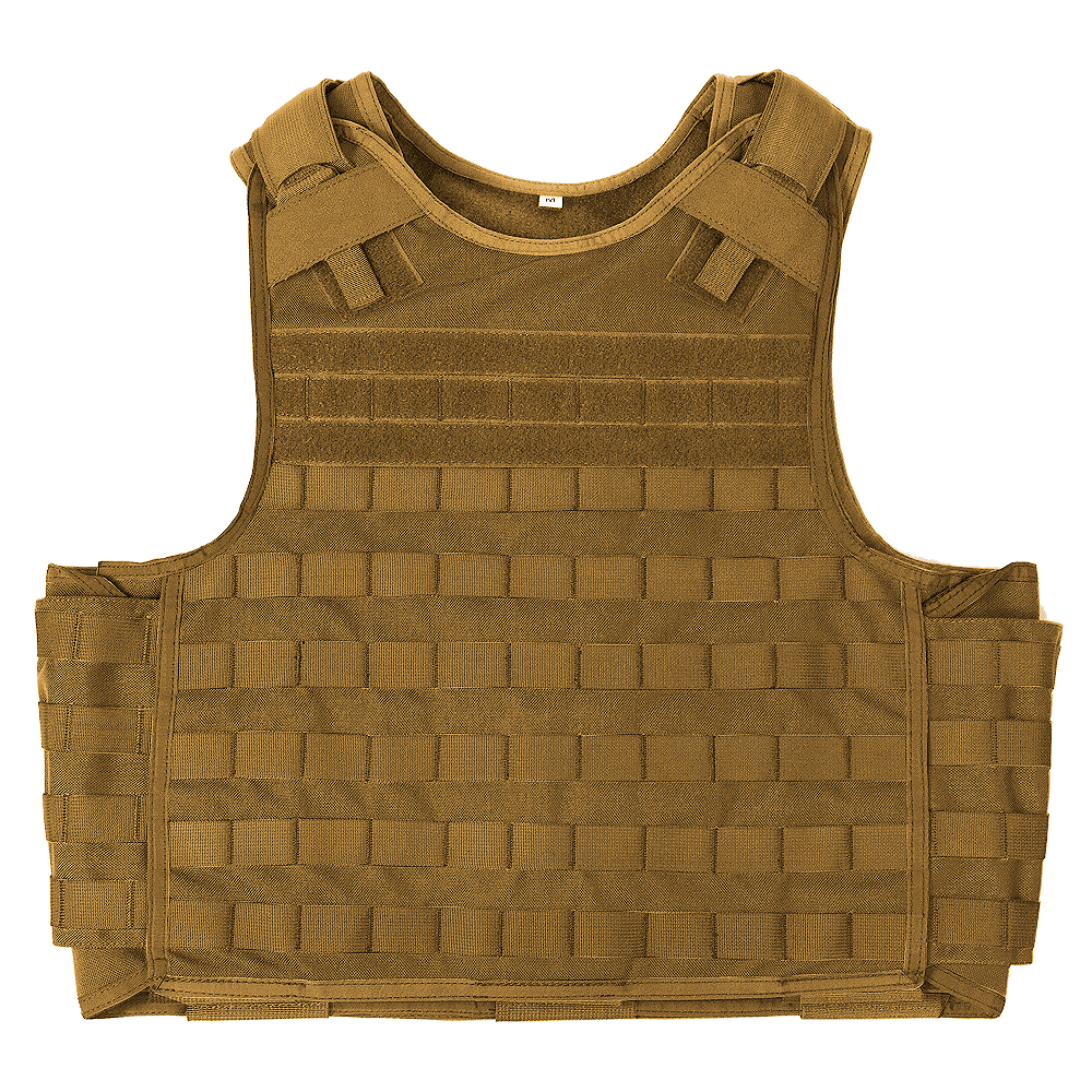 TPG Quick Release Tactical Vest [Carrier Only]
