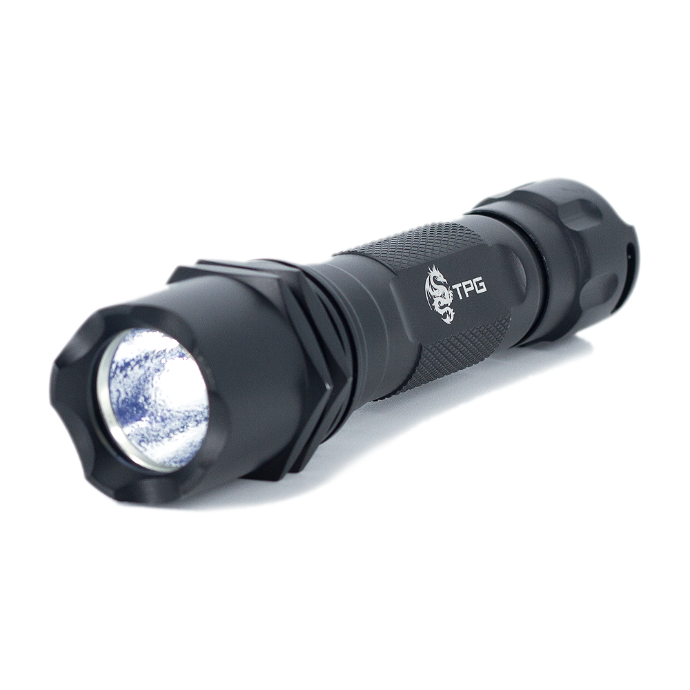 TPG Illuminator Gen2, 200 Lumens - Tactical Flashlight