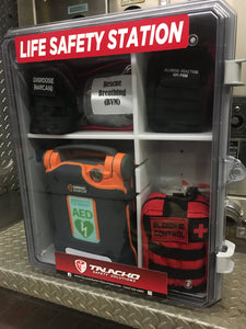 """Life Safety Station"""
