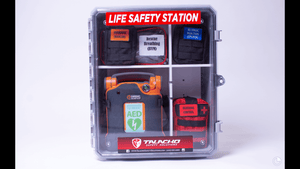 Life Safety Station