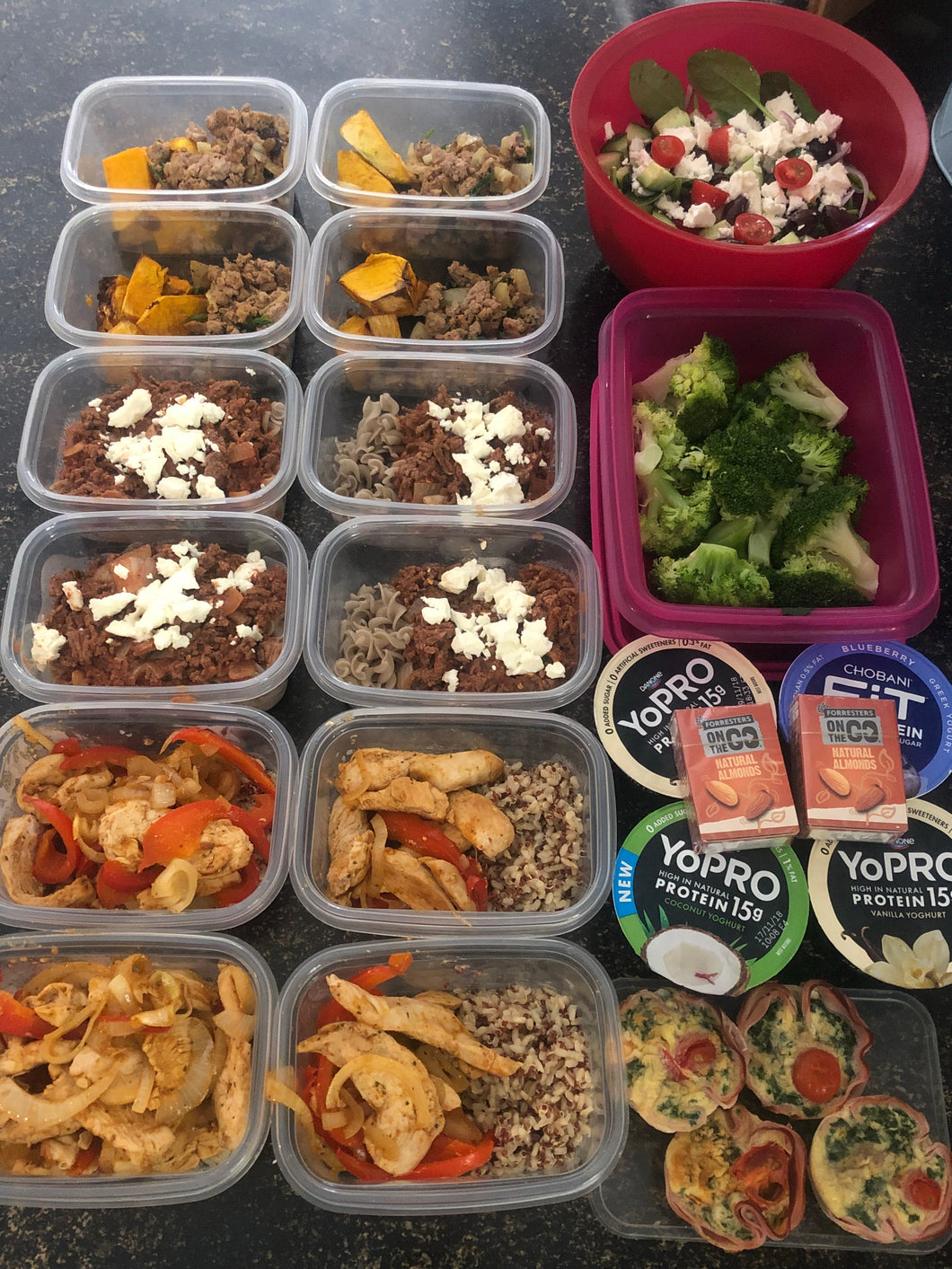 6 week CARB CYCLE DIET: Phase 1