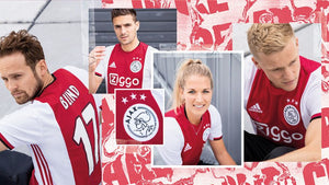 Ajax Amsterdam Collection Image Home 2019/20 Jersey - JerseyClub.net
