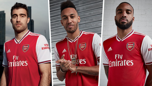 Arsenal 2019/20 Cheap Replica Soccer Jerseys - JerseyClub.net