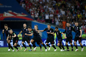 Croatia beat Russia on penalties to advance to the 2018 World Cup Semifinal
