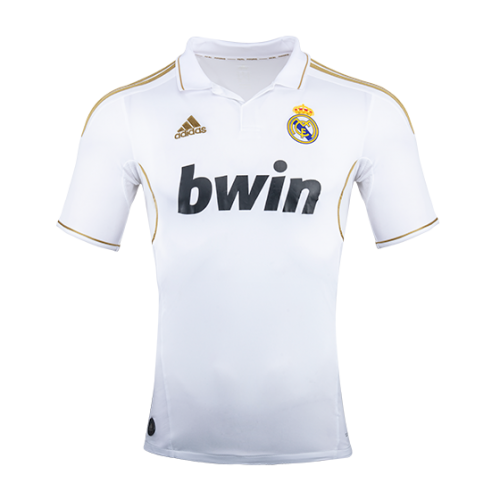 Real Madrid 2011/12 Retro Home Kit