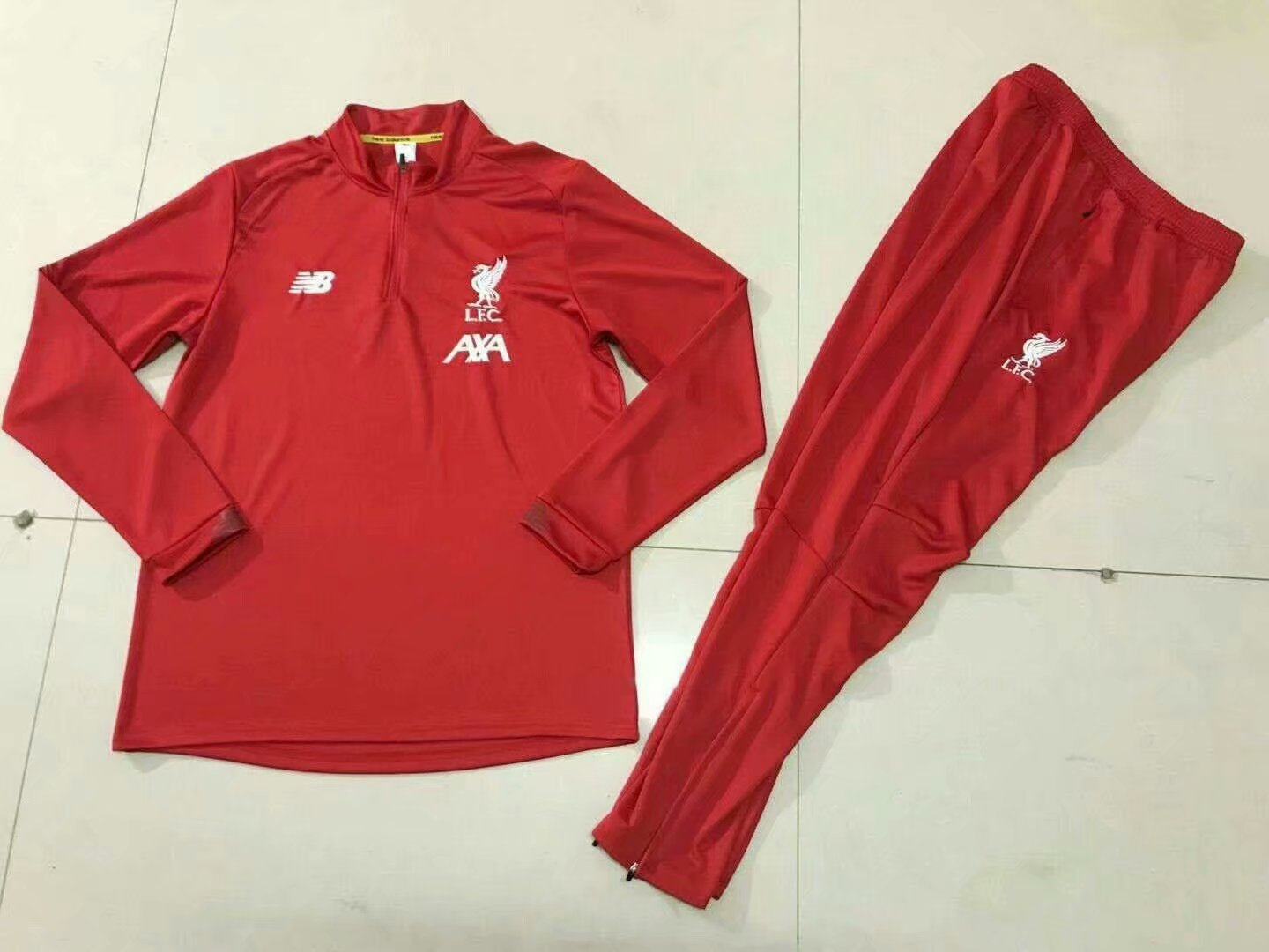 Liverpool 2019/20 Sweatshirt Sets