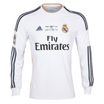 Real Madrid 2013/14 Retro UCL Final Home Kit