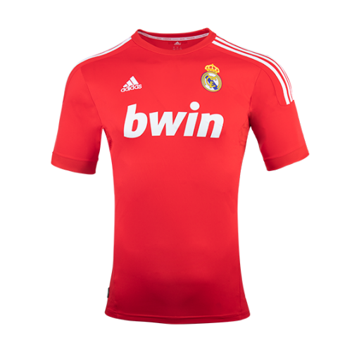 Real Madrid 2011/12 Retro Third Kit