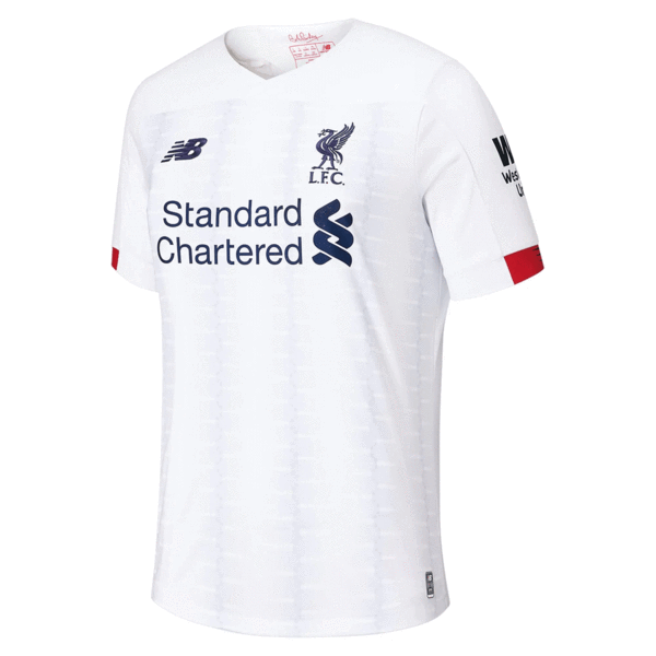 Liverpool 2019/20 Away Kit