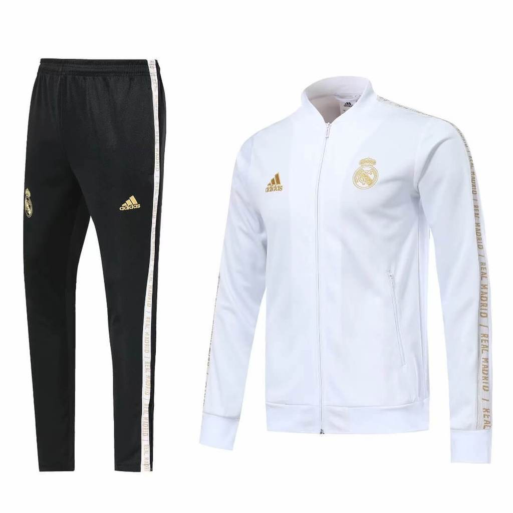 Real Madrid 2019/20 Training Tracksuits
