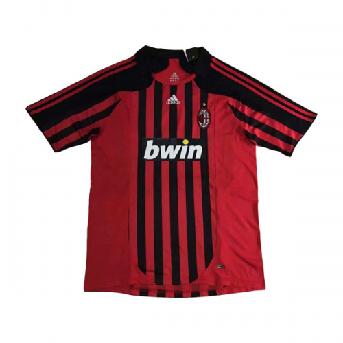 AC Milan 2007/08 Retro Home Kit