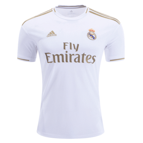 Real Madrid 2019/20 Home Kit