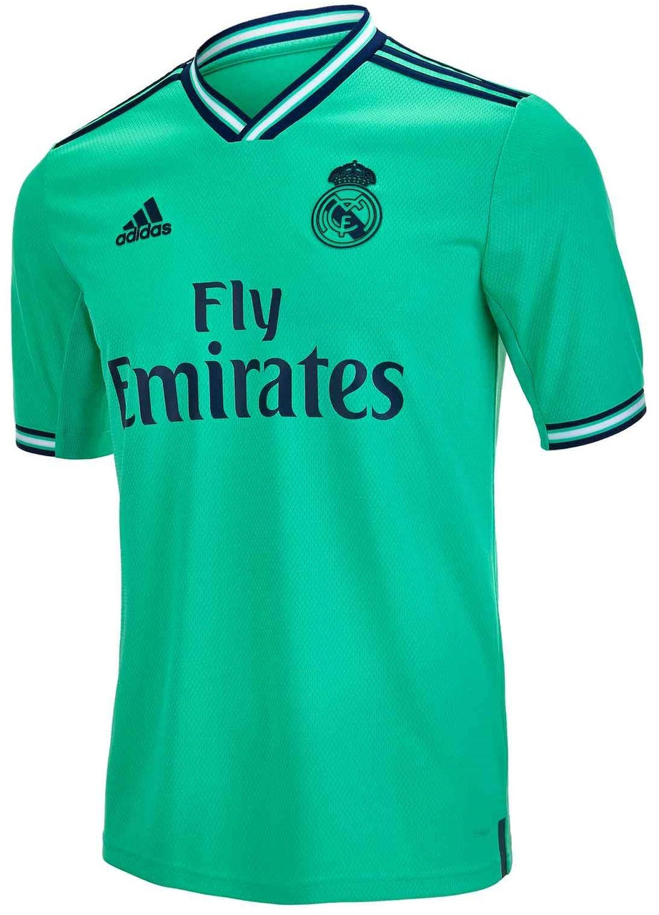 Real Madrid 2019/20 Third Kit