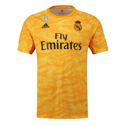 Real Madrid 2019/20 Goalkeeper Kits