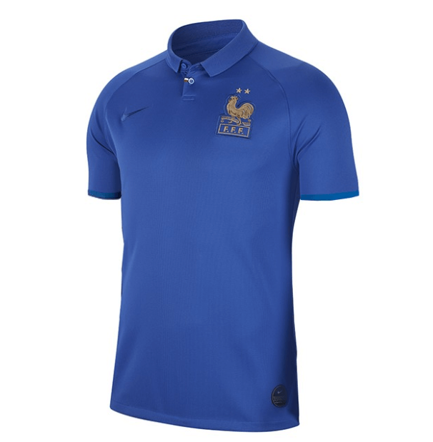 France 2019 100th Anniversary Kit - JerseyClub.net