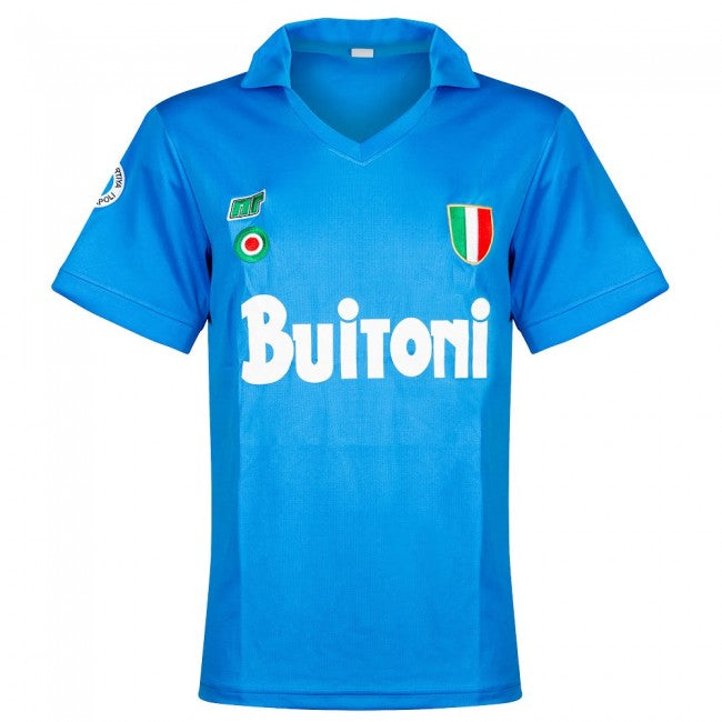Napoli 1987/88 Retro Home Kit