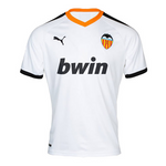 Valencia 2019/20 Home Kit