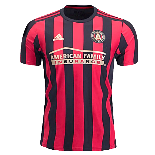Atlanta United 2019 Home Kit - JerseyClub.net