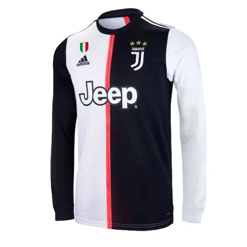 Juventus 2019/20 Home Kit Long Sleeve