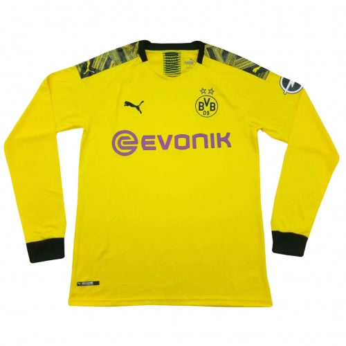 Dortmund 2019/20 Home Kit Long Sleeve