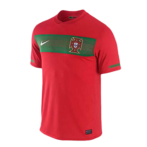 Portugal 2010 Retro Home Kit