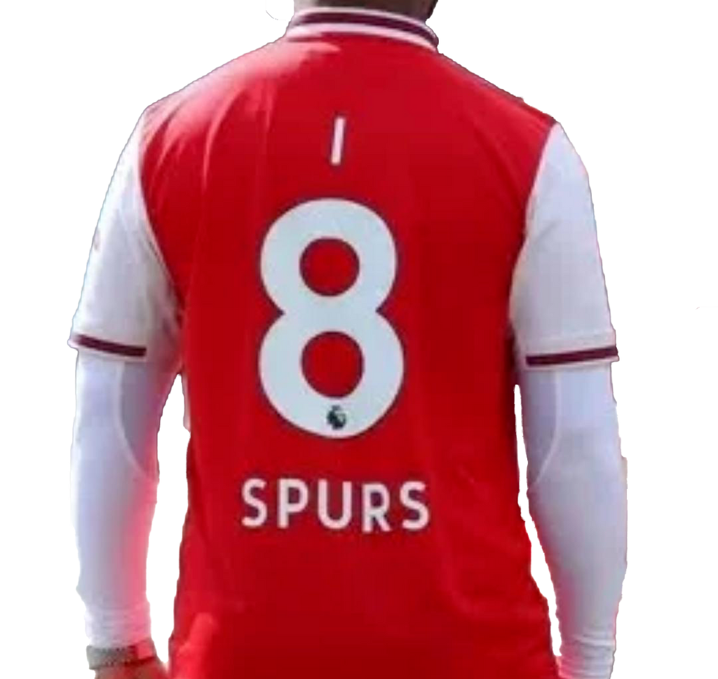 "Arsenal 2019/20 ""I 8 Spurs"" Kit"
