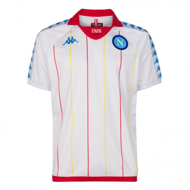 Napoli Retro Away Kit