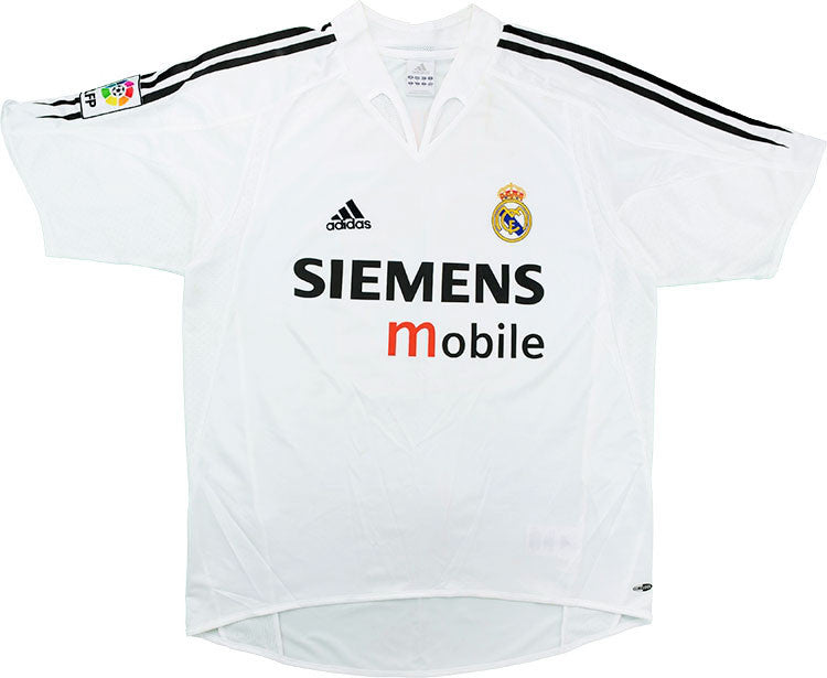 Real Madrid 2004/05 Retro Home Kit