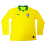 Brazil 2019 Copa America Home Kit Long Sleeve - JerseyClub.net