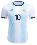 Argentina 2019 Copa America Home Kit [Player Version] - JerseyClub.net