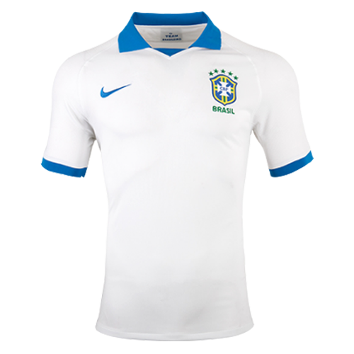 Brazil 2019 Copa America Away Kit [Player Version] - JerseyClub.net