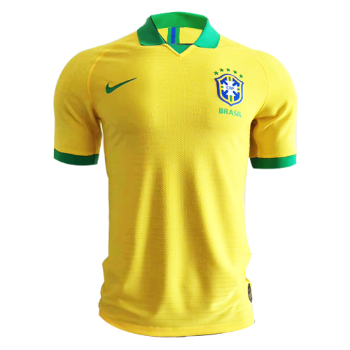Brazil 2019 Copa America Home Kit [Player Version] - JerseyClub.net