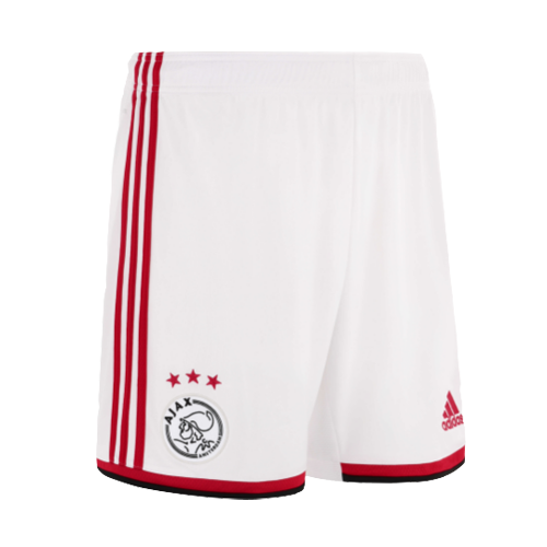 Ajax 2019/20 Home Shorts - JerseyClub.net