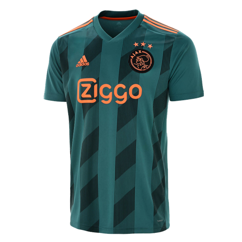 Ajax 2019/20 Away Kit - JerseyClub.net